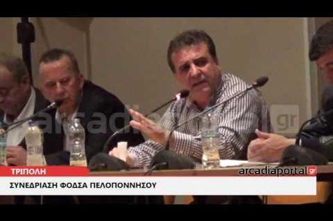 ArcadiaPortal.gr Κόκκινος συναγερμός για την λειτουργία του ΦΟΔΣΑ