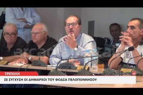 ArcadiaPortal.gr Σε σύγχυση οι δήμαρχοι του ΦοΔΣΑ Πελοποννήσου